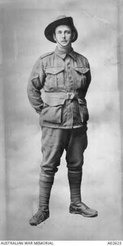 Sergeant Lewis McGee VC