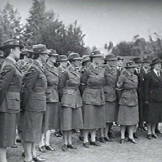 Australian Women's Land Army formed