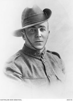 Sergeant Stanley McDougall VC