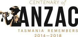 Logo - Centenary of ANZAC