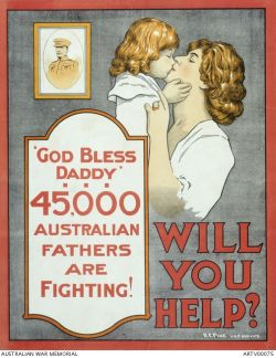 God Bless Daddy poster