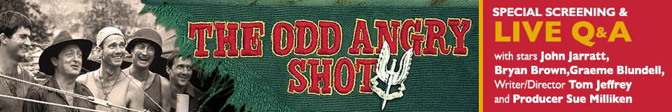 Banner - the Odd Angry Shot