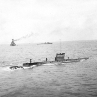 Australian Submarine lost